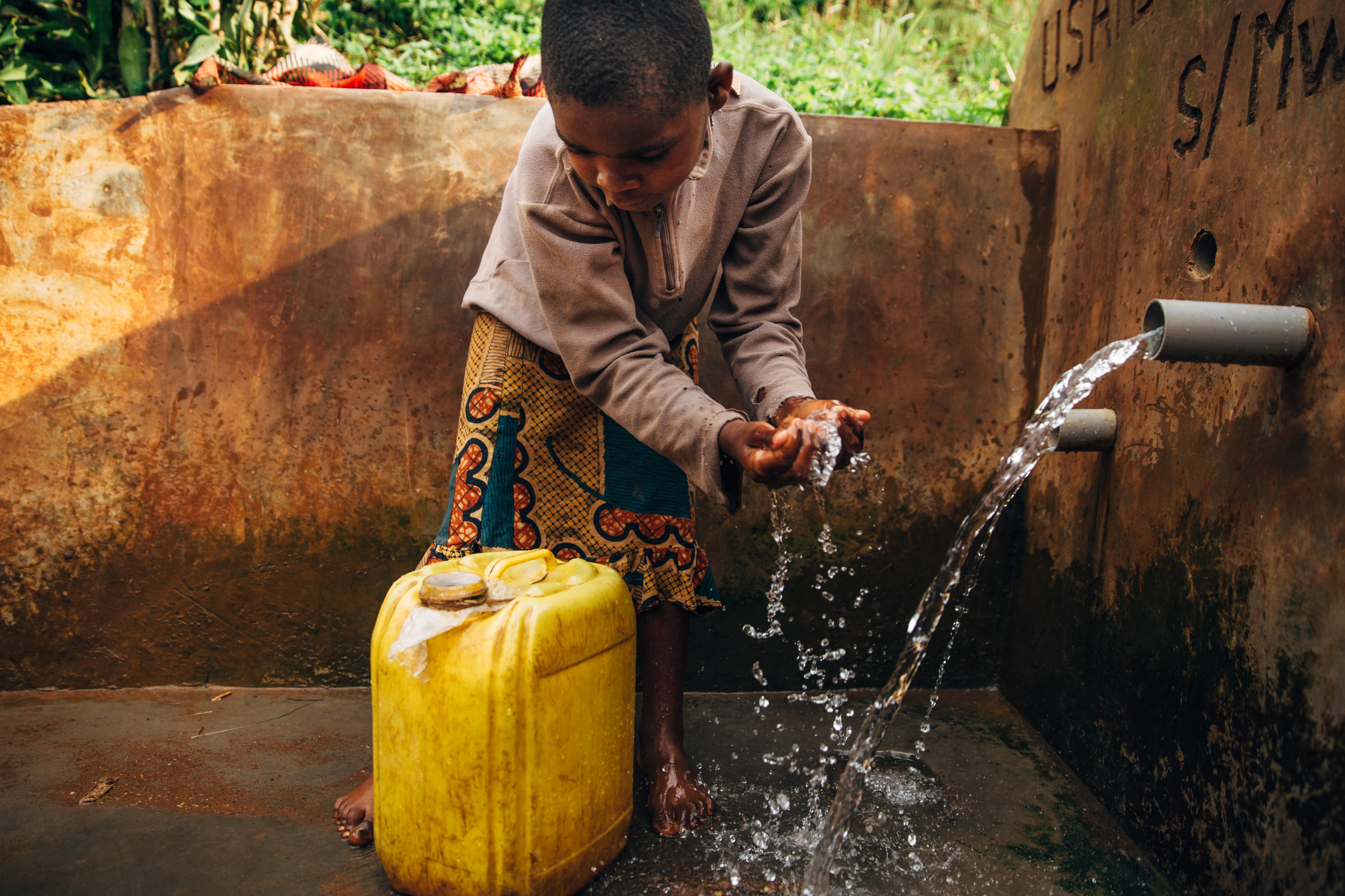 Working together to save children's lives through clean water - Part 1 Featured Image