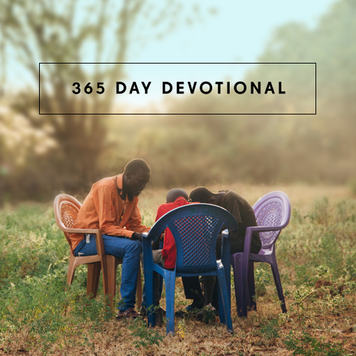 365 Day Devotional Cover