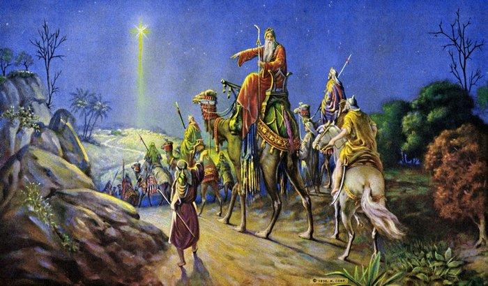 Epiphany - The Three Wisemen