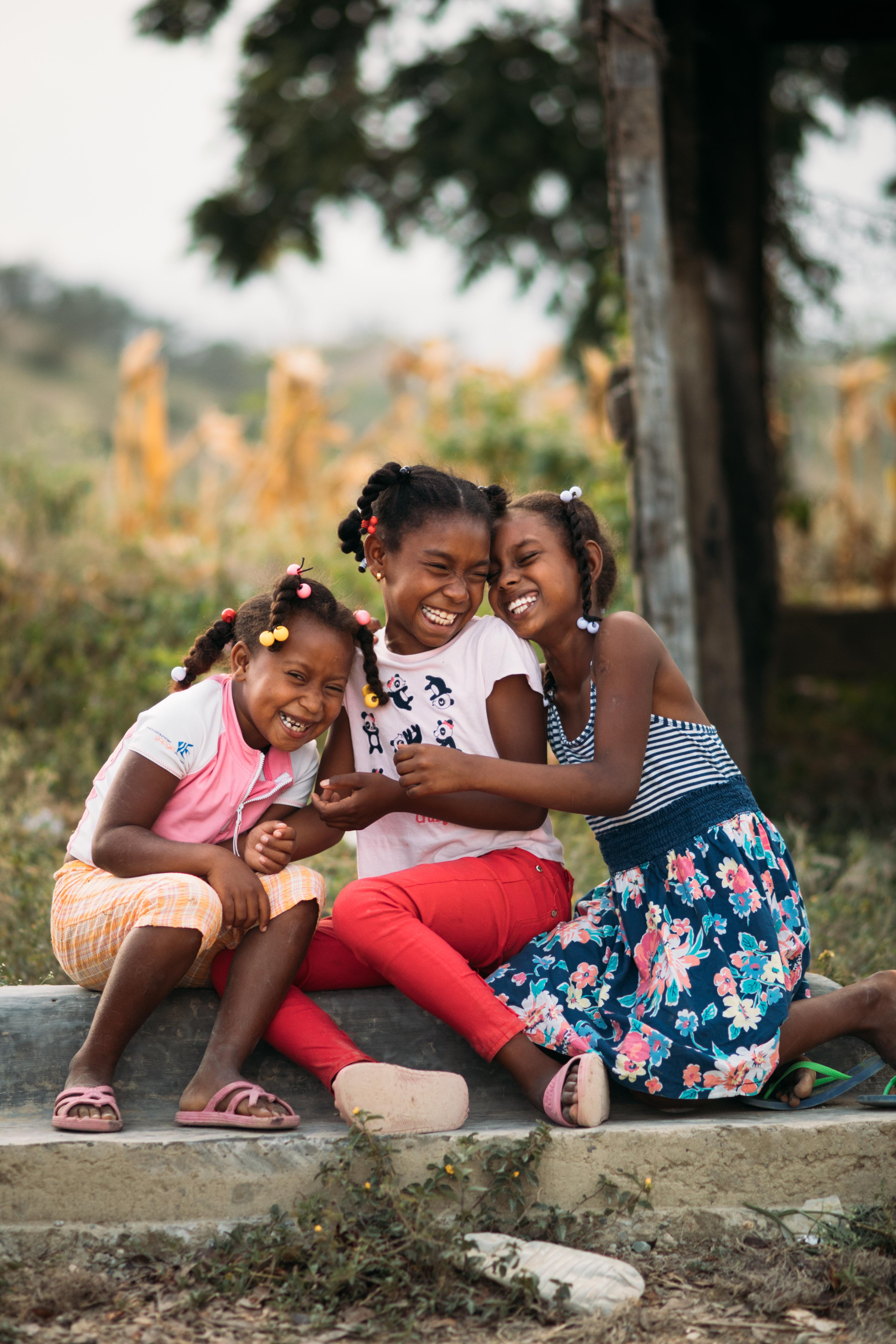 Sponsored children discover new hope