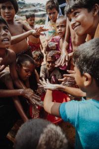 Bangladesh kids learn