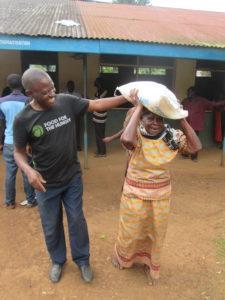 Disaster Relief in Uganda