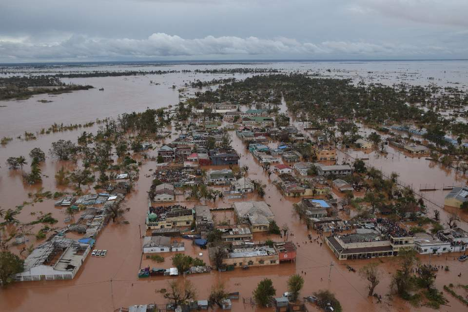 Cyclone Idai Flooding