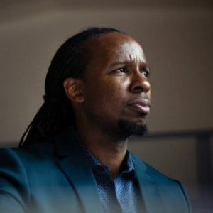 Award-winning author Ibram X. Kendi.