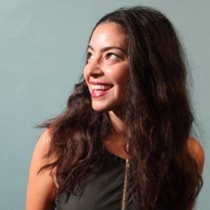 NPR host and correspondent Shereen Marisol Meraji.