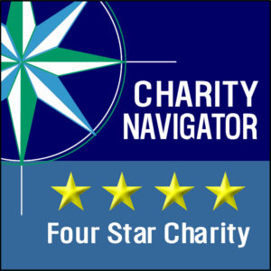Charity Navigator 4 Star Rating Logo