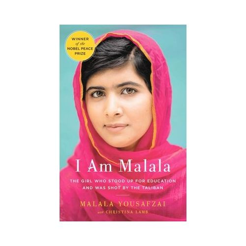 I am Malala: The Girl Who Stood Up For Education And Was Shot By The Taliban Book Cover