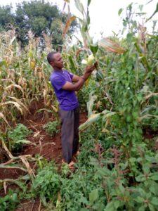 Abdub, A Farmer in Kenya