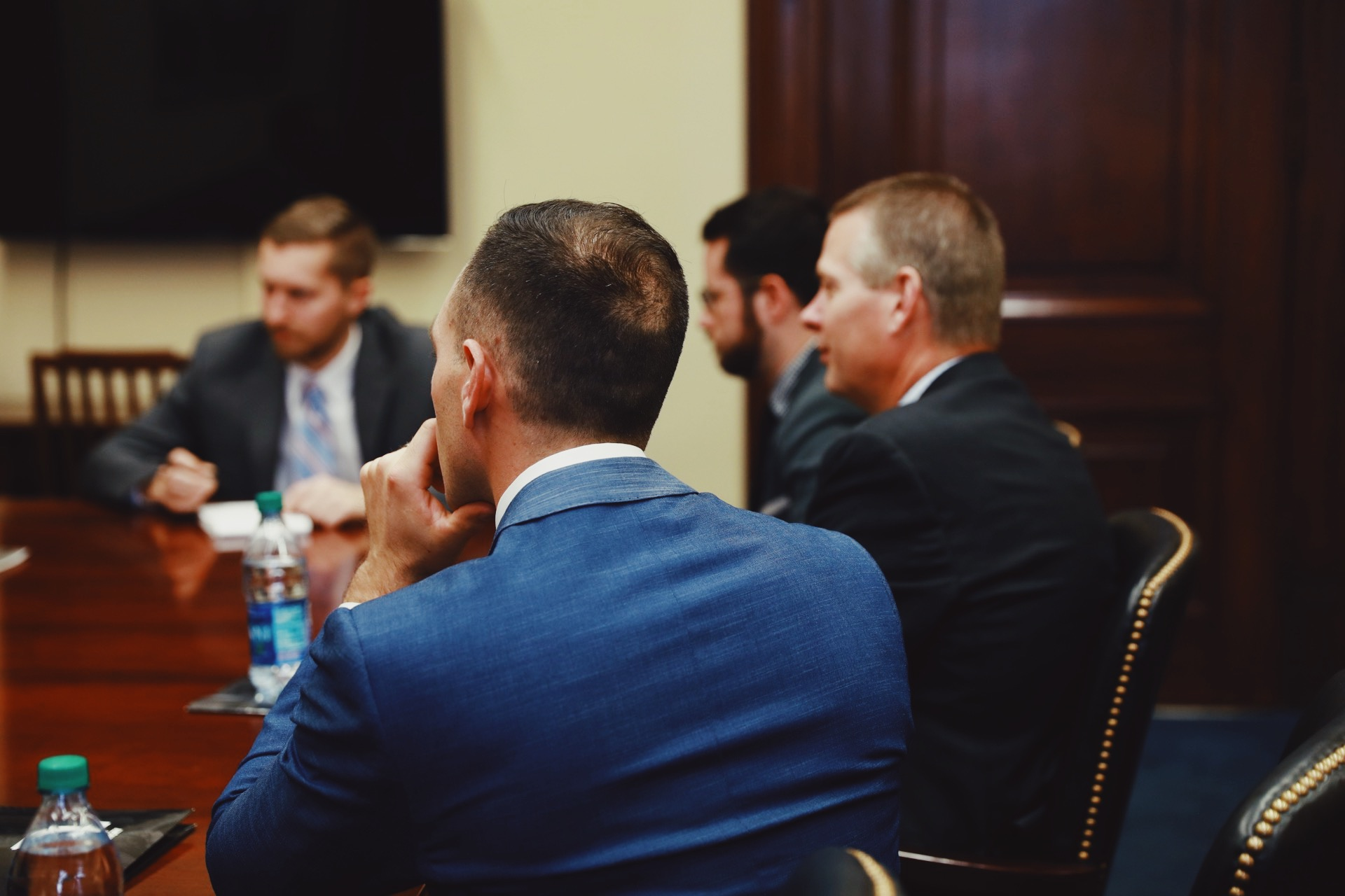 Group of advocates meet on Capitol Hill to advocate for poverty-focused funding