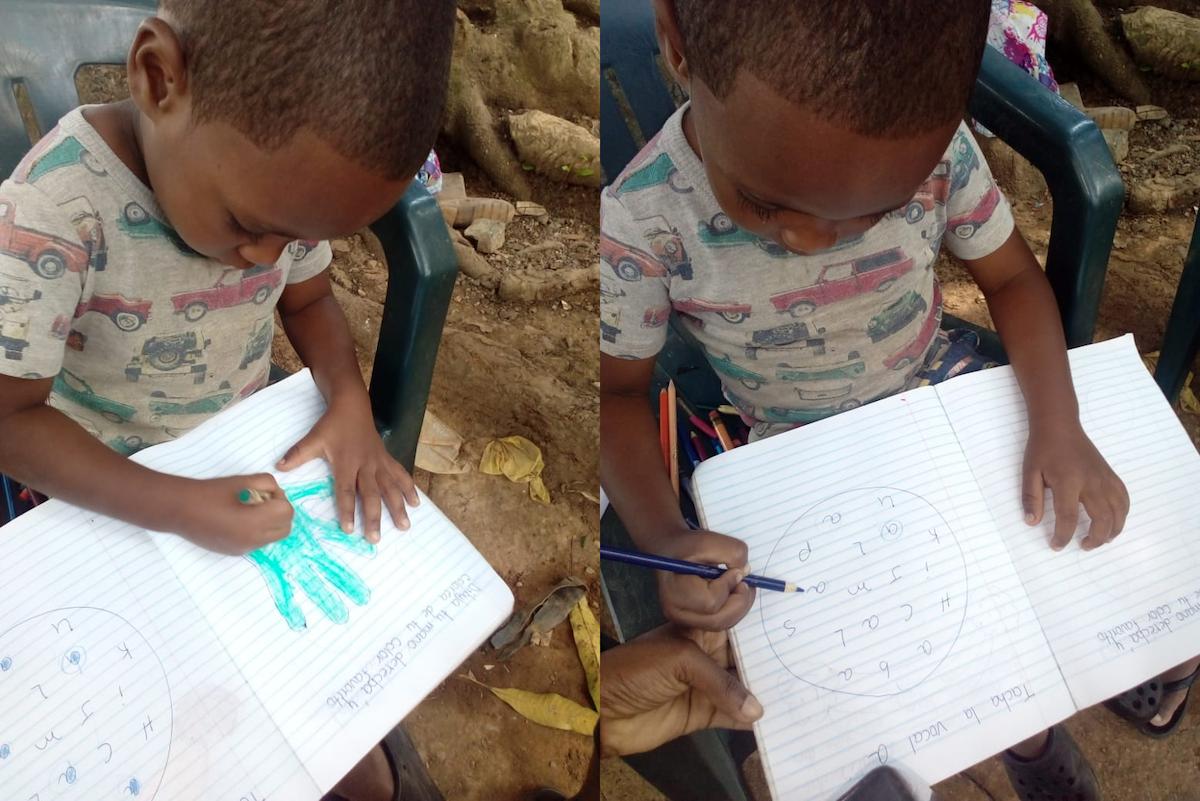 return-to-school-child-doing-homework