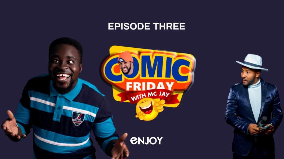 MUSA - EPISODE THREE - Comic Friday