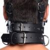 Leather Head Harness with Removeable Gag - EjQDgd7K 779fb482 scaled