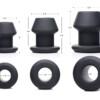 Gape-Grommets 3 Piece Hollow Silicone Anal Dilator Set - sCLJAT8U b0e0ebbe