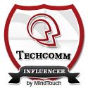 Techcomm Influencers Badge