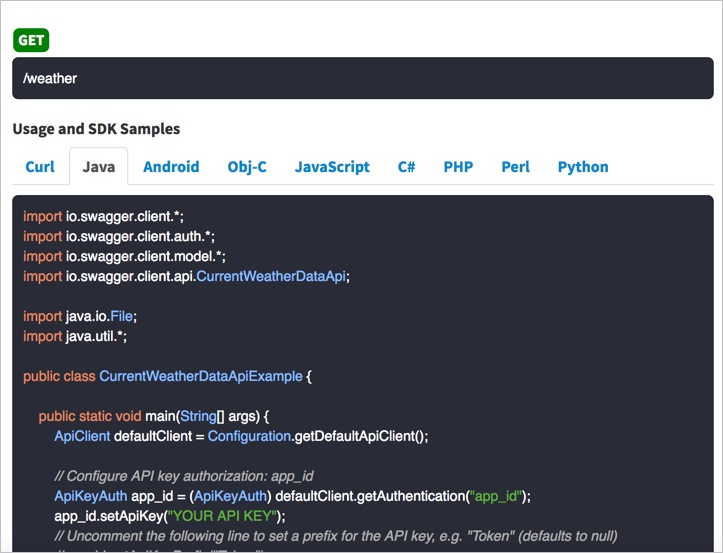 HTML export