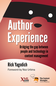 Author Experience, by Rick Yagodich