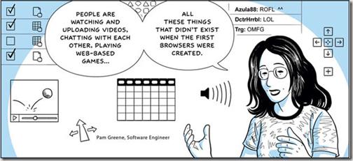 Chrome's comic documentation failed for me