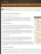 Community Project Handbook