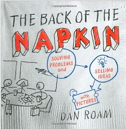 Drawing on the Back of the Napkin, by Dan Roam