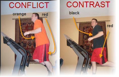 Conflict and Contrast