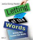 Ginny Redish -- Letting Go of the Words