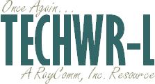 Techwr-l