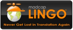 Madcap Lingo -- A Fully Integrated Translation Memory and Authoring Solution