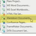 An in-depth look at MadCap Flare 2021's New Markdown Import Feature
