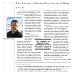 Tom Johnson: A Modern Day Technical Writer