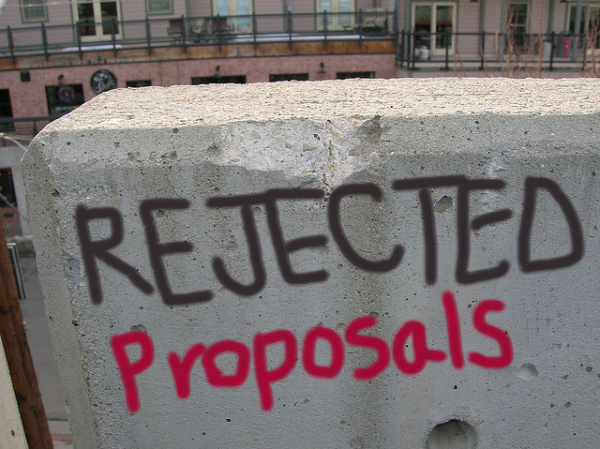 Rejected Proposals