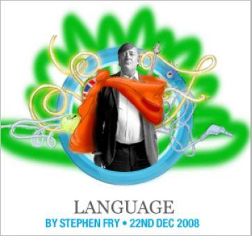 Stephen Fry on Language
