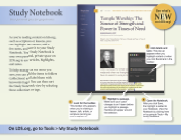 Study Notebook Quick Reference Guide