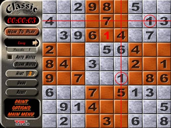 Sudoku strategy techniques