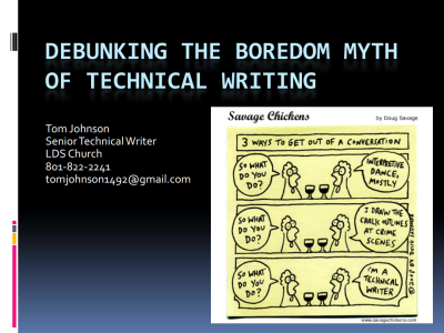 Debunking the Boredom Myth
