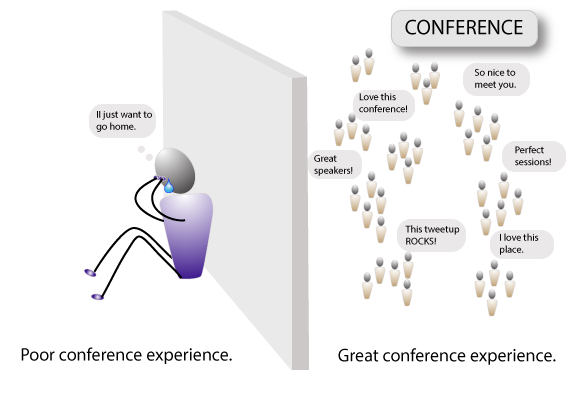 Tips for successful conference experiences