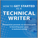 Answering questions in James Gill's upcoming book, How to Get Started as a Technical Writer