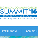 My upcoming 2016 STC Summit workshop and presentation