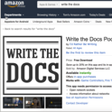 Write the Docs Podcast app now on Fire TV, and the importance of testing your docs with sample apps