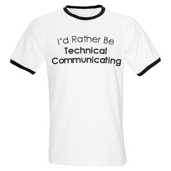 Cafepress T-shirts with new site title/logo