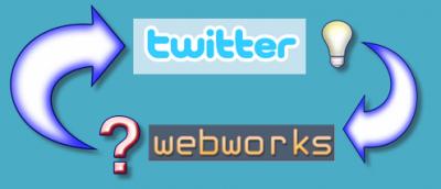 Webworks' Use of Twitter