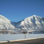 Utah mountains