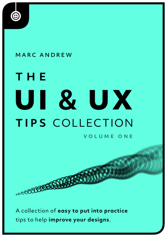 Download free ebook The UI & UX Tips Collection: Volume One - Lapa Ninja