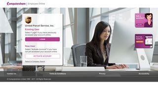 Computershare - Employee Portal