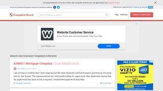 Website ahmsi3.com Complaints & Reviews - Complaints Board