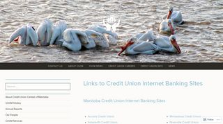 Links to Credit Union Internet Banking Sites – Manitoba's Credit Unions