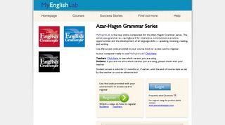MyEnglishLab: Azar