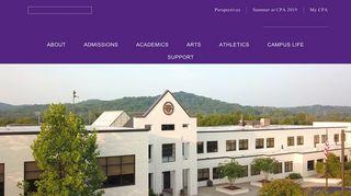 Christ Presbyterian Academy, a private Christian school in Nashville ...