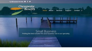 Chesapeake Benefits Services | Benefits for Small Business
