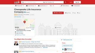 Chesapeake Life Insurance Company - 41 Reviews - Life Insurance ...