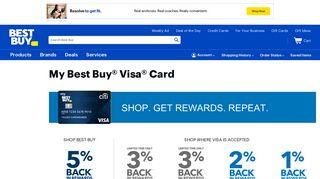 My Best Buy Visa - Best Buy